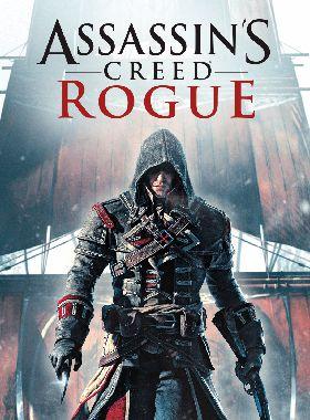 Assassin's Creed: Rogue Key Art