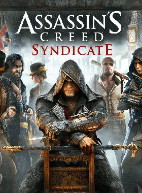 Assassin's Creed Syndicate Key Art