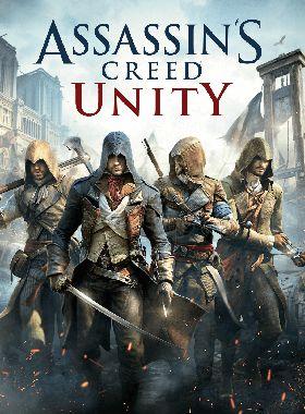 Assassin's Creed Unity Key Art