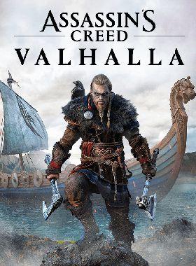 Assassin's Creed Valhalla Key Art