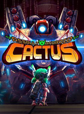 Assault Android Cactus Key Art