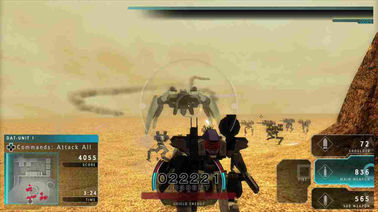 Assault Gunners: HD Edition Thumbnail