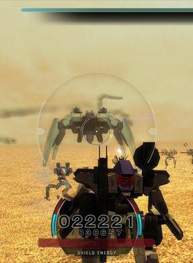 Assault Gunners Key Art