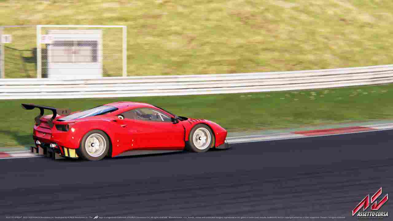 Assetto Corsa - Red Pack Background Image
