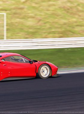 Assetto Corsa - Red Pack Key Art