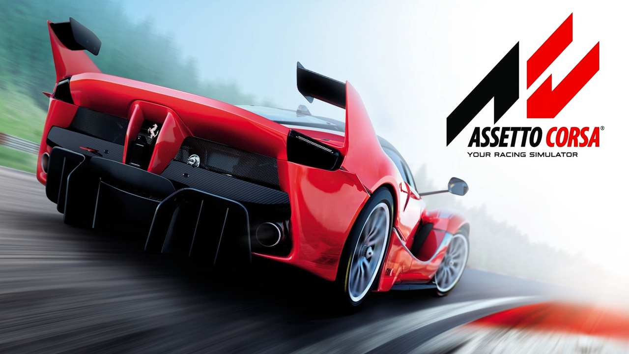 Assetto Corsa Background Image