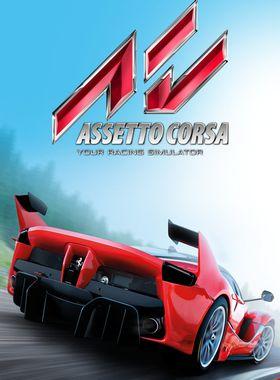 Assetto Corsa Key Art