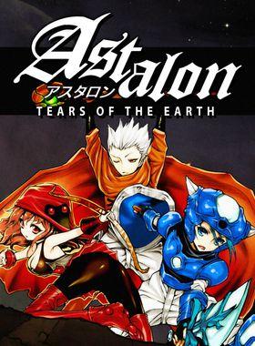 Astalon: Tears of the Earth Key Art