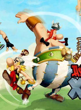 Asterix & Obelix XXL 2 Key Art