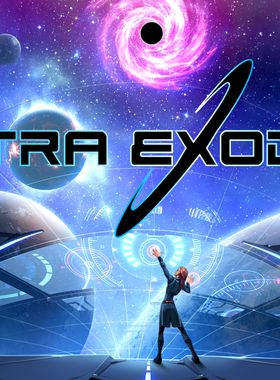 Astra Exodus Key Art