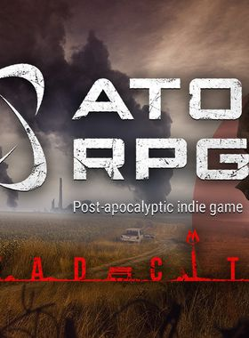 Atom RPG Key Art