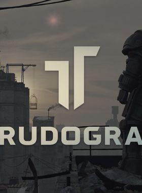 Atom RPG Trudograd Key Art