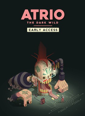 Atrio: The Dark Wild Key Art