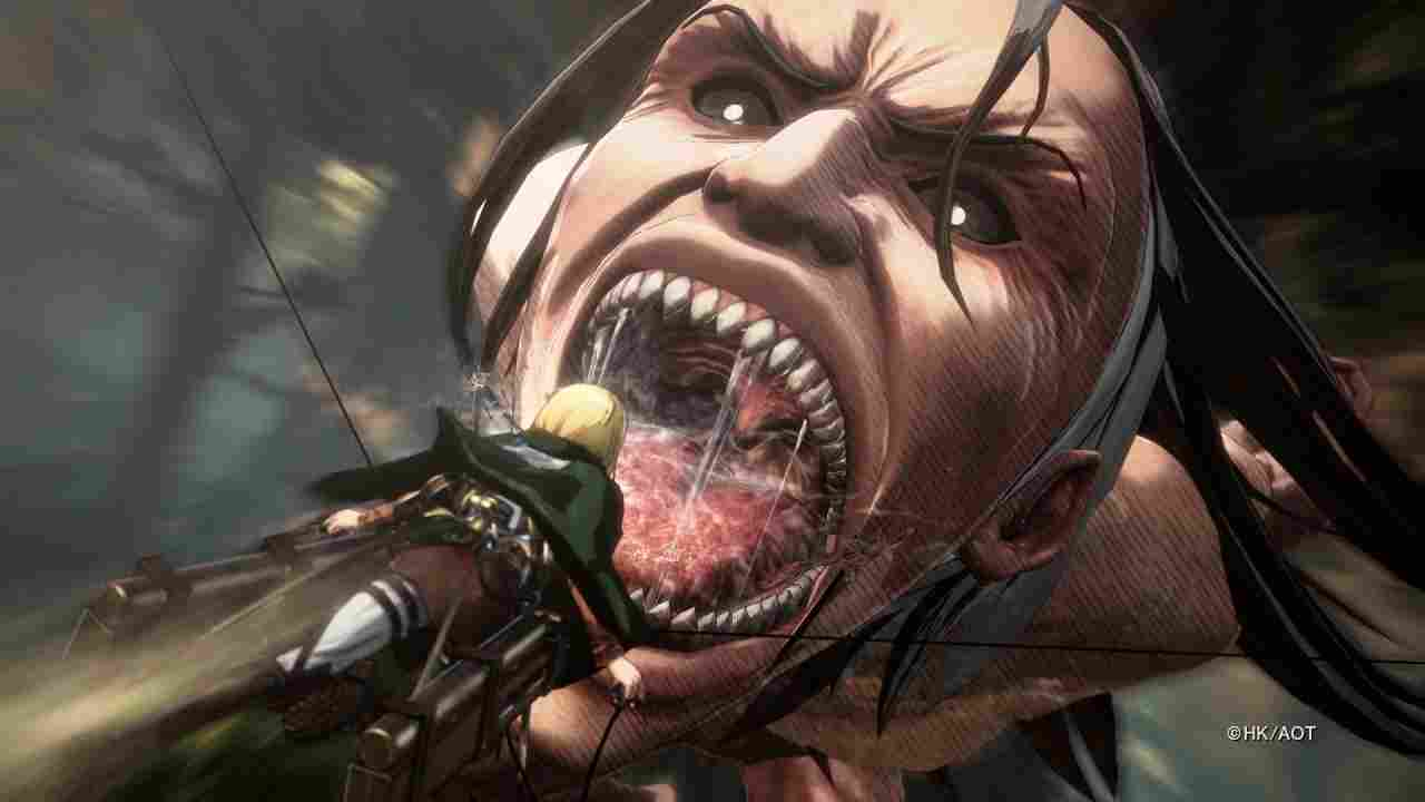 Attack on Titan 2 Thumbnail