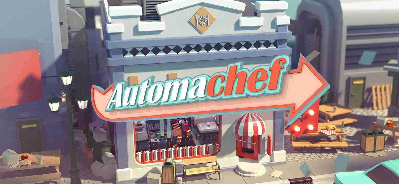 Automachef Key Art