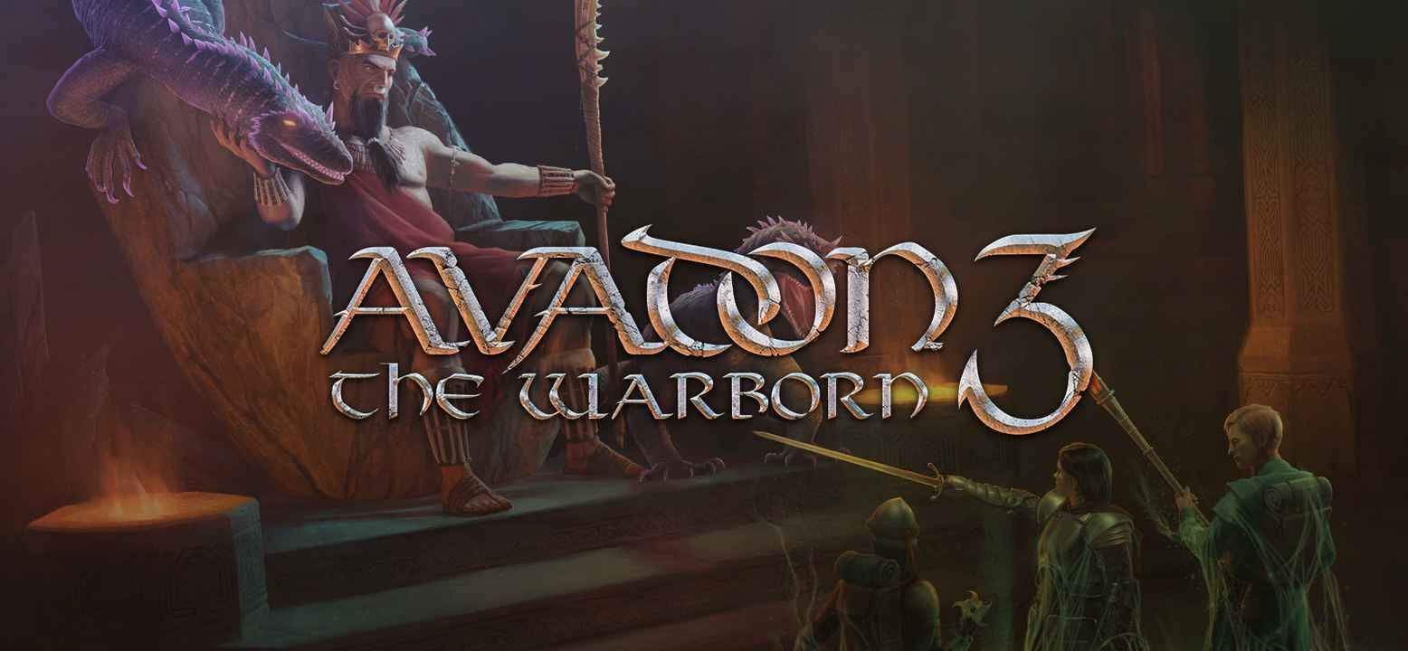 Avadon 3: The Warborn Background Image
