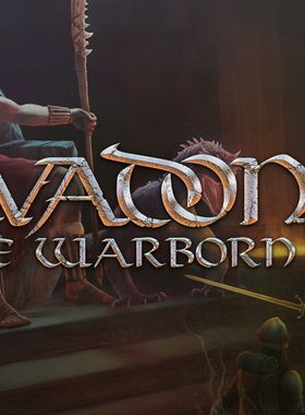 Avadon 3: The Warborn Key Art