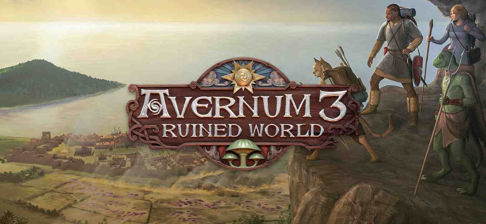 Avernum 3: Ruined World Thumbnail
