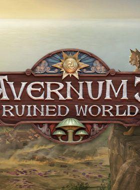 Avernum 3: Ruined World Key Art