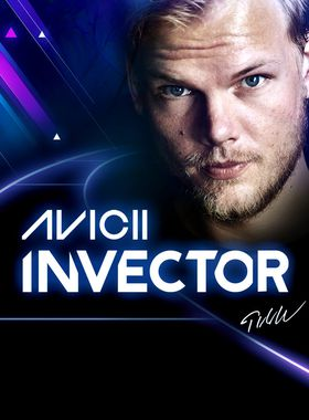 AVICII Invector Key Art