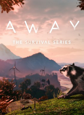 Away: The Survival Series Key Art