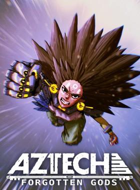 Aztech Forgotten Gods Key Art