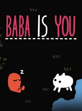 Baba Is You Key Art