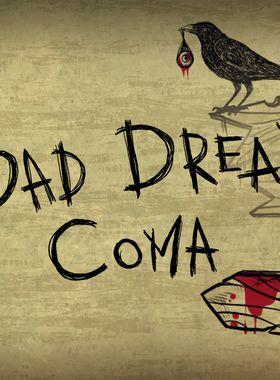 Bad Dream: Coma Key Art