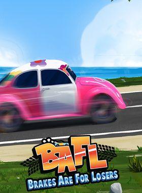 BAFL - Brakes Are For Losers Key Art