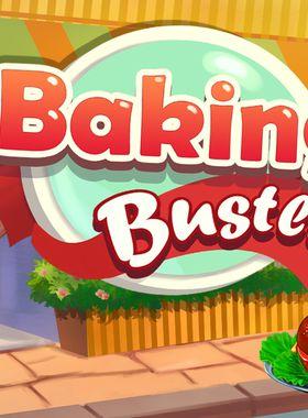 Baking Bustle Key Art
