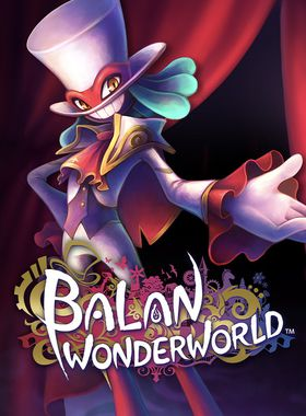 Balan Wonderworld Key Art