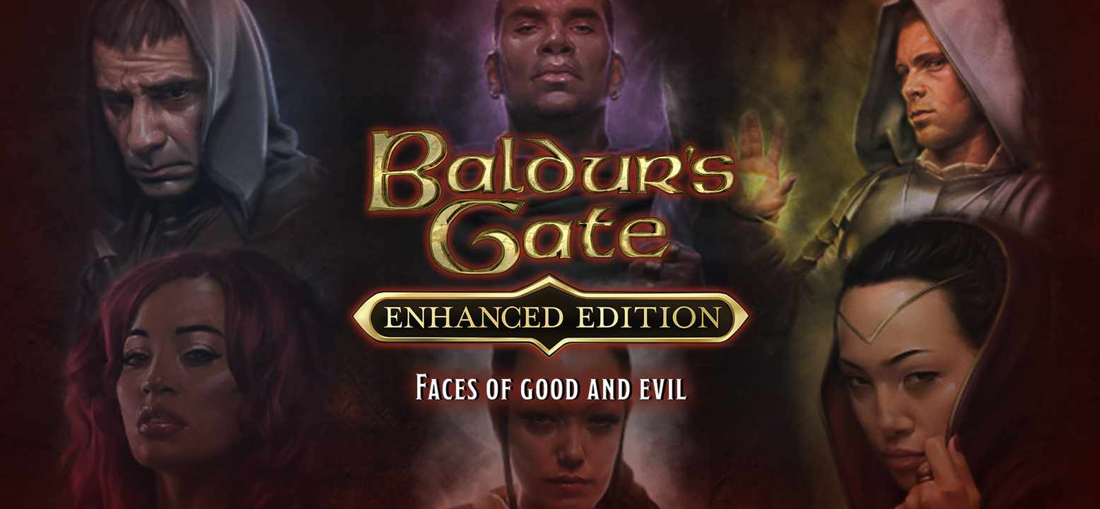 Baldur's Gate: Faces of Good and Evil