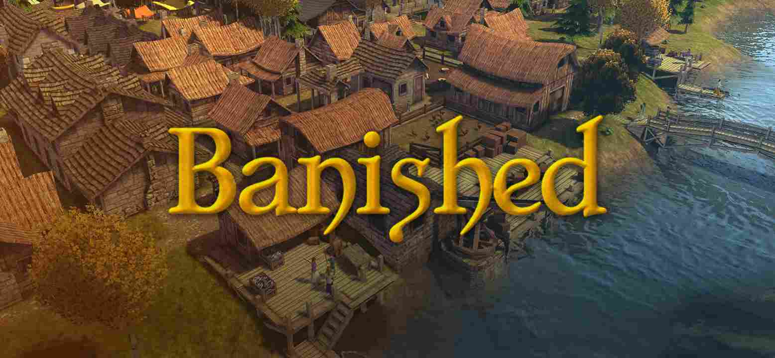 Banished Background Image