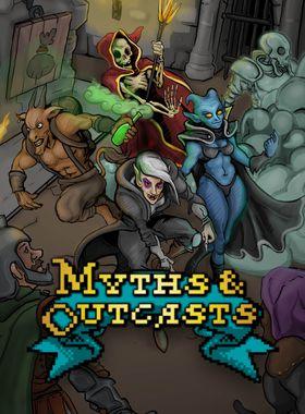 Barony: Myths & Outcasts Key Art