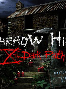 Barrow Hill: The Dark Path Key Art
