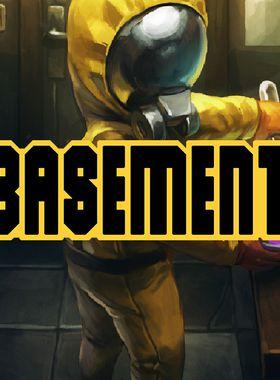 Basement Key Art