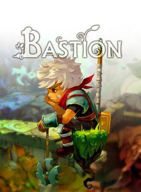 Bastion Key Art