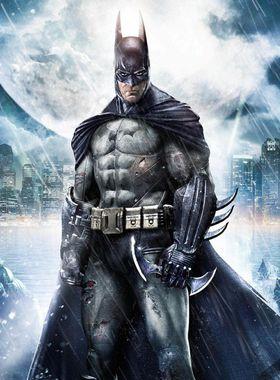 Batman: Arkham Asylum Key Art