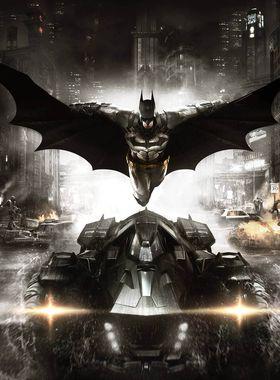 Batman: Arkham Knight Key Art