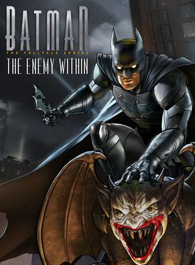 Batman: The Enemy Within  Key Art