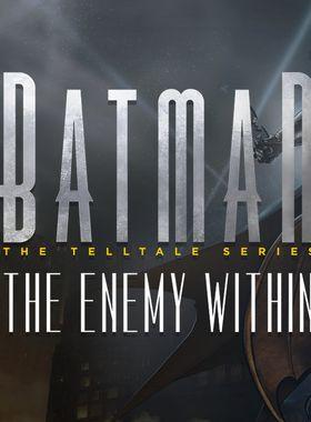 Batman: The Enemy Within - The Telltale Series Key Art