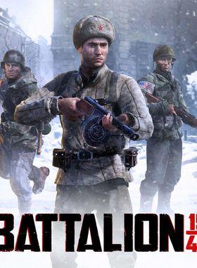 Battalion 1944 Key Art