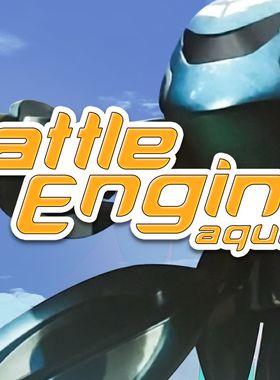 Battle Engine Aquila Key Art