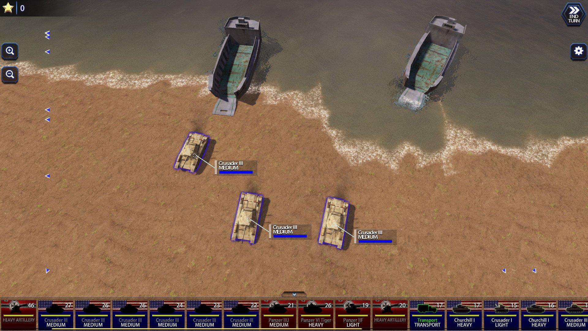Battle Fleet: Ground Assault