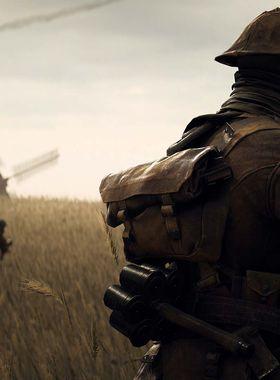 Battlefield 1 Premium Pass Key Art
