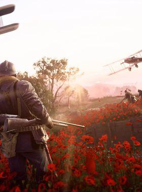Battlefield 1: They Shall Not Pass Key Art