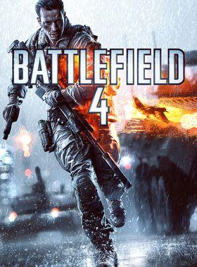 Battlefield 4 Key Art