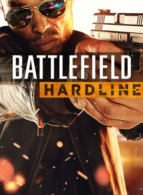 Battlefield Hardline Key Art