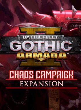 Battlefleet Gothic: Armada 2 - Chaos Campaign Key Art