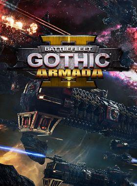 Battlefleet Gothic: Armada 2 Key Art